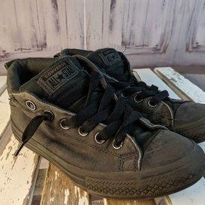 converse Shoes sneakers youth hi-tops boy girl 4.5